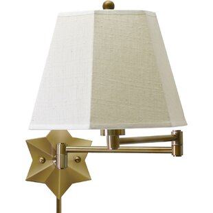 Alcott Hill Maleah Swing Arm Lamp