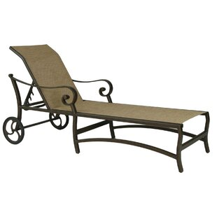 Leona Veracruz Sling Chaise Lounge