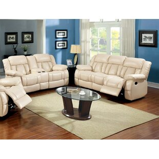 Read Reviews Carlmane Reclining Configurable Living Room Set by Hokku Designs Reviews (2019) & Buyer's Guide
