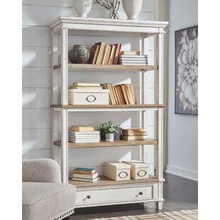 Sara Etagere Bookcase