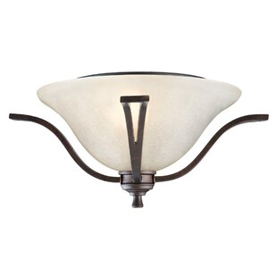 Compare & Buy Ironwood 2-Light  Flush Mount By Design House