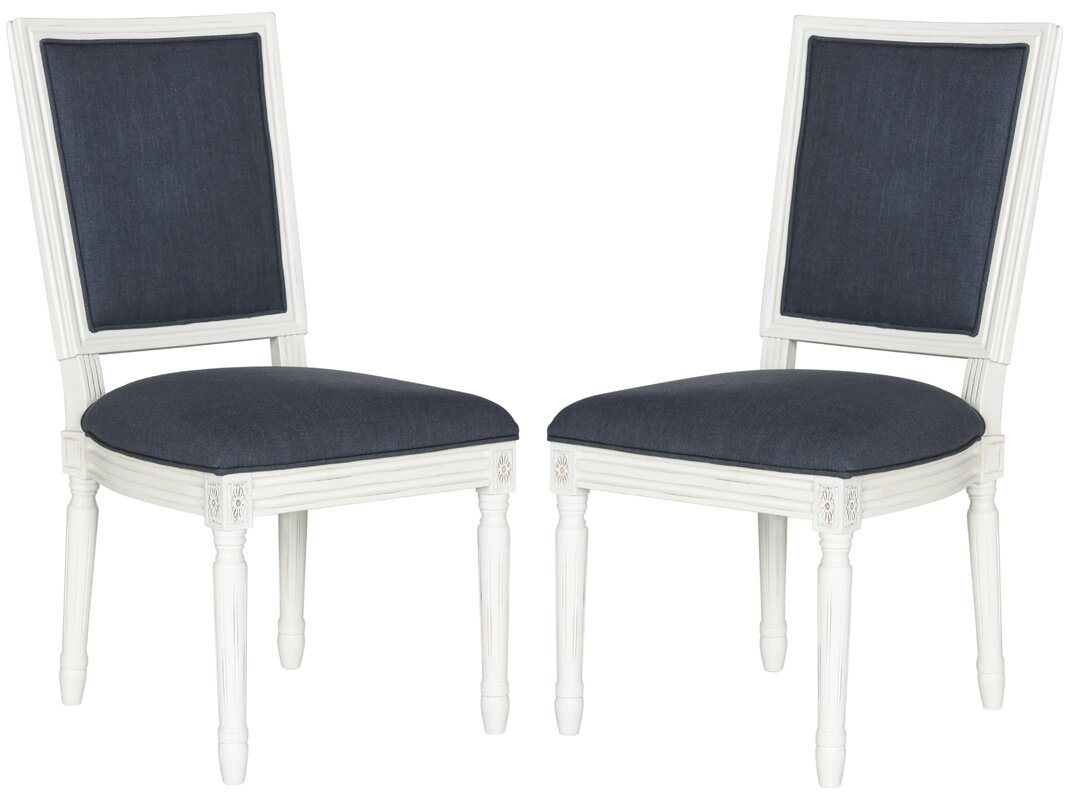 Elyas Side Chair Set. Shop Drew's Honeymoon House! {Craft Room: Resource Guide & Sources}