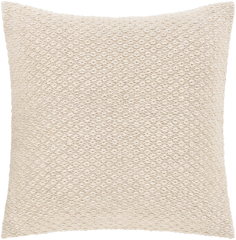 Dakota Fields Stansel Textured Throw Pillow In No Fill Wayfair