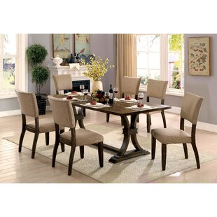 Gutierrez 7 Piece Dining Set
