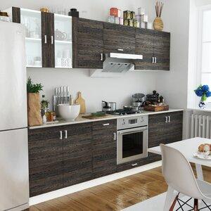 8-tlg. Küchenschränke-Set von Home Etc