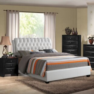 Acme Ireland Upholstered Panel Bed