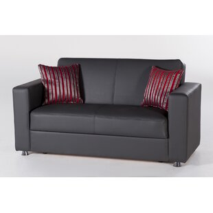 Skipton Sleeper Loveseat by Orren Ellis