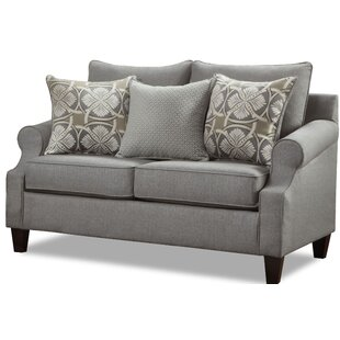 Coupon Arispe Loveseat by Darby Home Co Reviews (2019) & Buyer's Guide