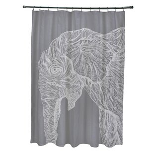 Karle Single Shower Curtain