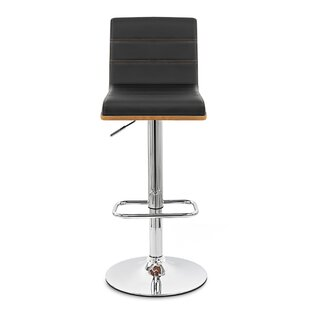Ansel Adjustable Height Swivel Bar Stool