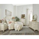 Hallinan Standard Configurable Bedroom Set by Bungalow Rose