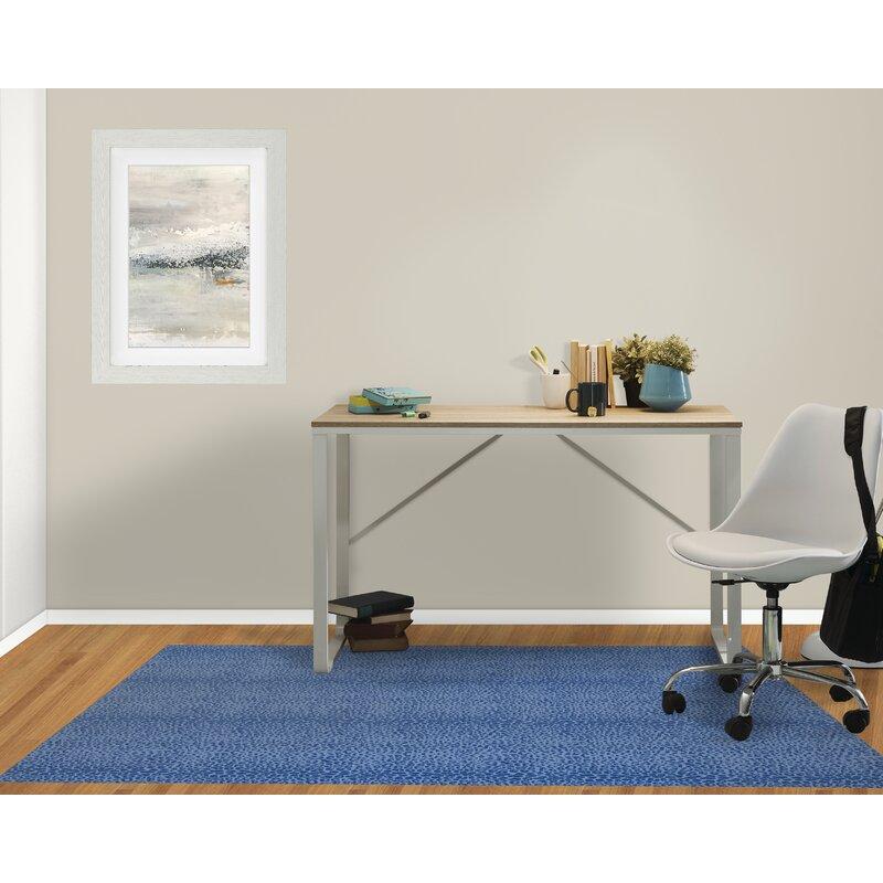 Kavka Low Pile Carpet Straight Rectangular Chair Mat Wayfair