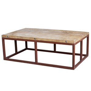 Piedmont Coffee Table by Bois et Cuir