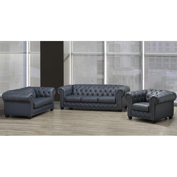 Astoria Grand Orner 3 Piece Living Room Set Wayfair Ca
