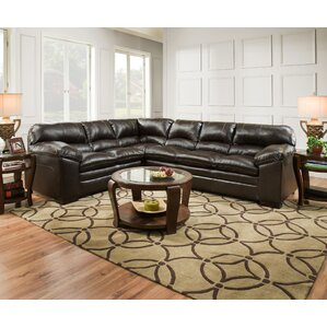 Jonnie Sectional by Red Barrel..