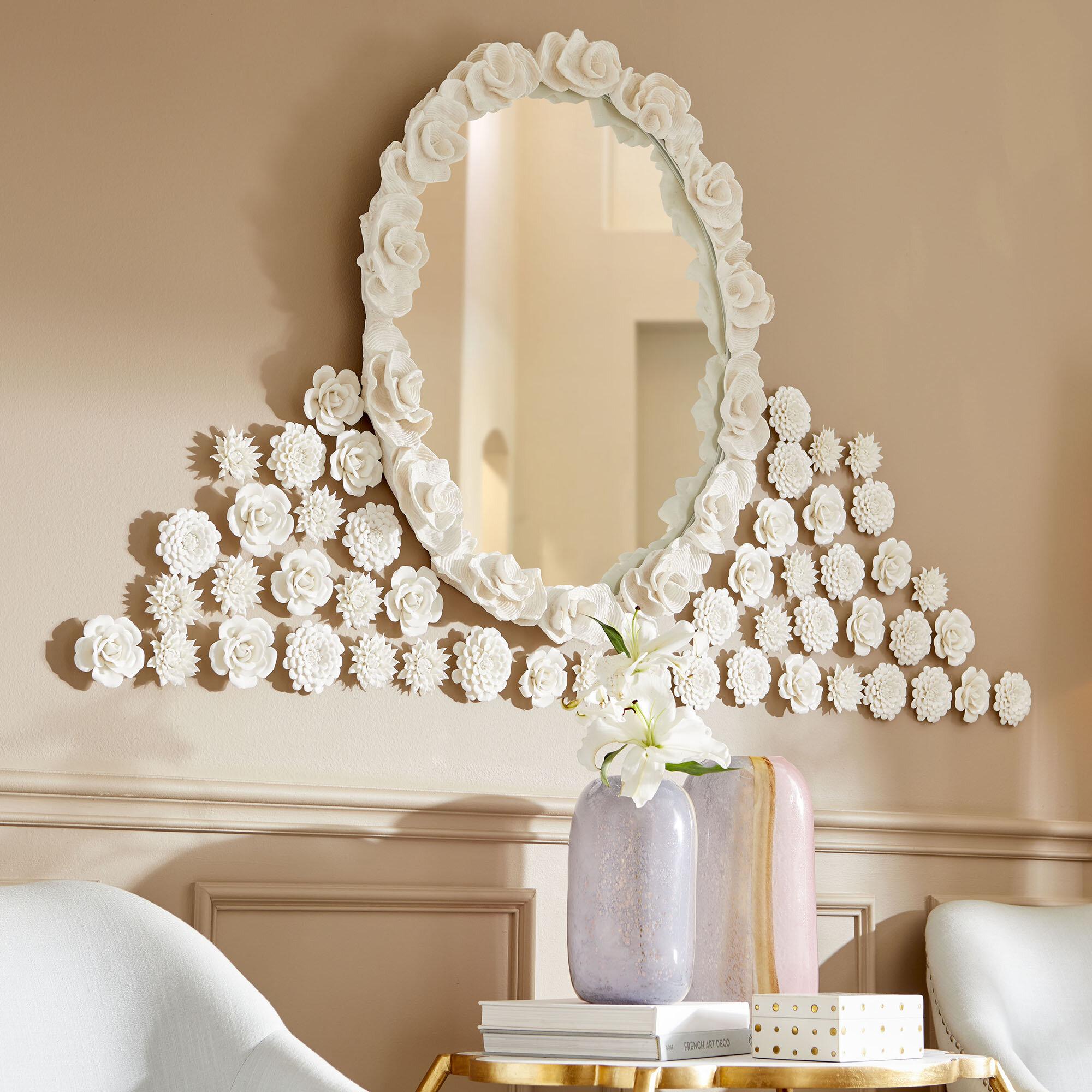 Cyan Design Gardenia Modern Accent Mirror Wayfair