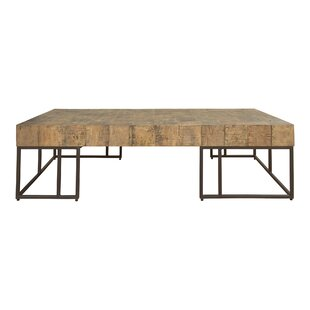 Lilly Coffee Table by 17 Stories