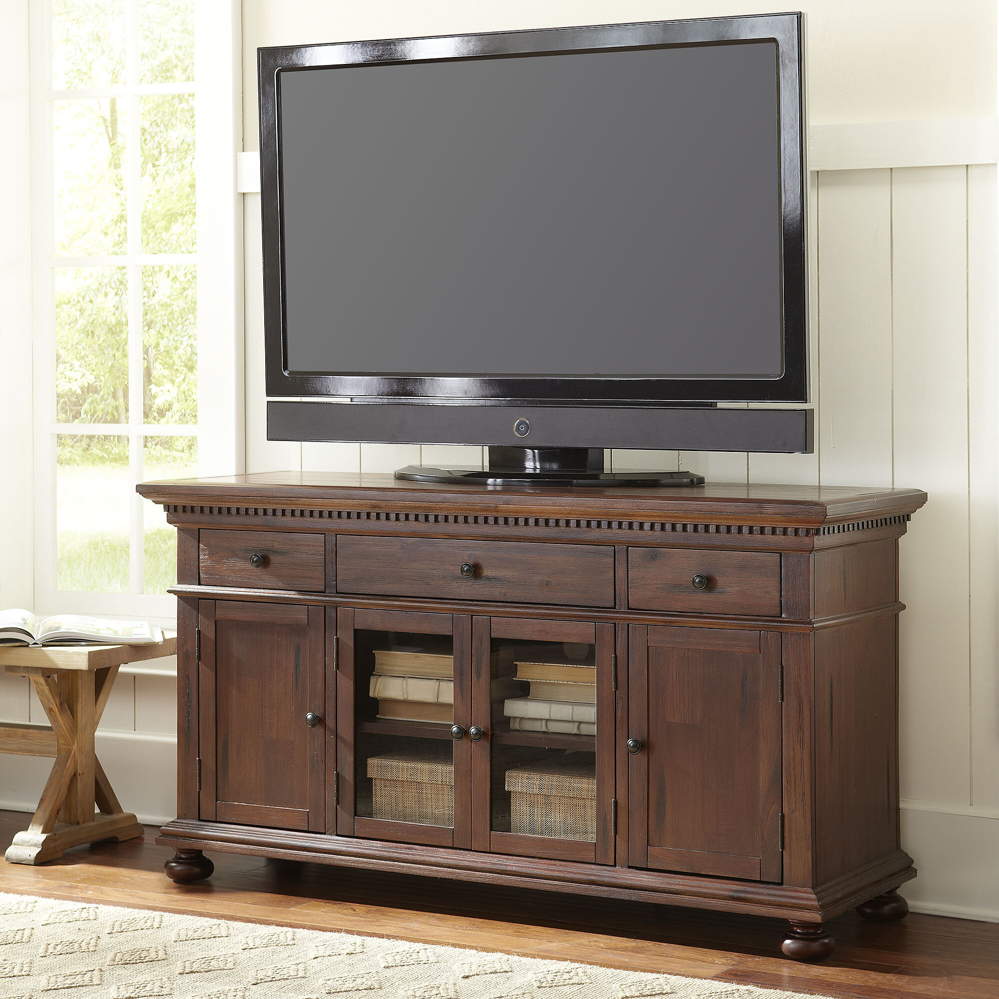 stand ideas of new small room shaker tv home decorating elegant bedrooms for living cottage simpli