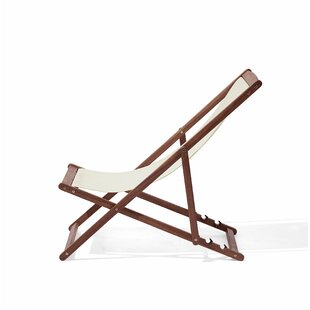 Lux Reclining Deck Chair by Lynton Garden