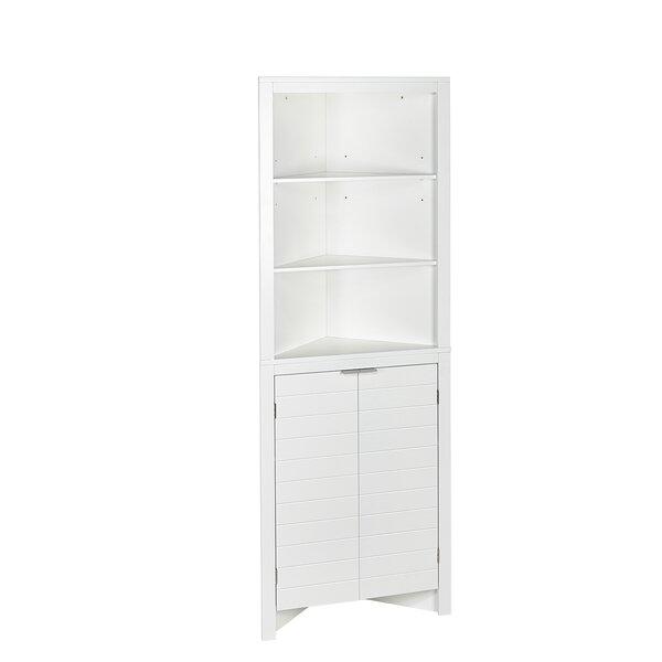 Tall Bathroom Corner Cabinet Wayfair