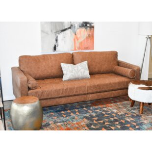 Kathrine Vintage Leather Sofa