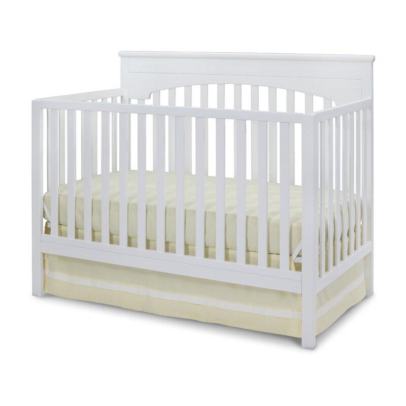 Layla 4 In 1 Convertible Crib