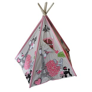 King Max Products Cotton Canvas 6' Play Teepee
