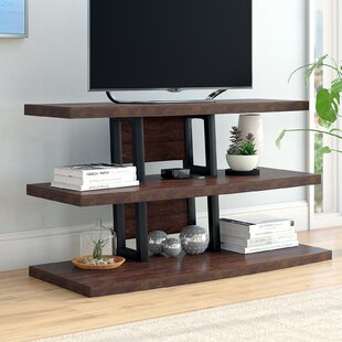 Top Elroy TV Stand for TVs up to 55 by Wade Logan Reviews (2019) & Buyer's Guide