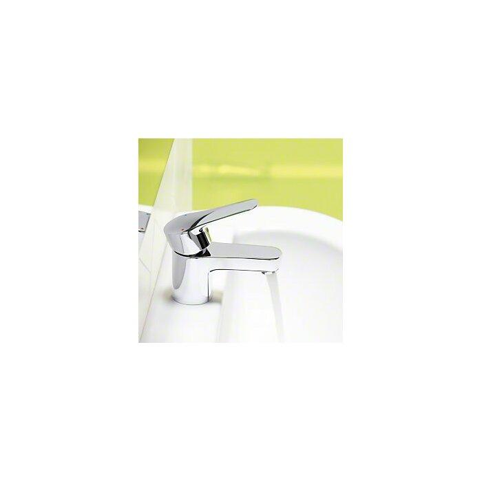 Alava Single Handle Bathroom Sink Faucet with Drain