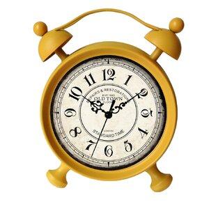 Dakota Table Clock