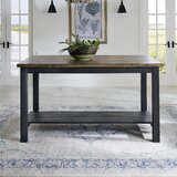 Libertyville Gathering Dining Table by Highland Dunes