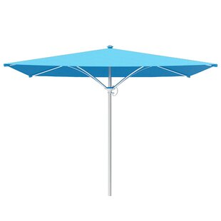 Trace 10' Square Market Umbrella by Tropitone