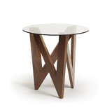 Check Statements End Table by Copeland Furniture