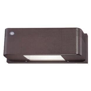 Affordable Price Jaren 10-Light Outdoor Wall Sconce By Orren Ellis