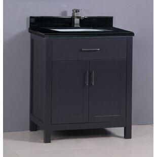 Read Reviews Flannery 31 Single Bathroom Vanity Set ByEbern Designs