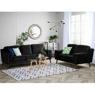 Comparison Brinton Configurable Living Room Set by George Oliver Reviews (2019) & Buyer's Guide
