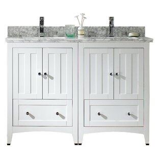 48 Modern Vanity Base (Set of 2) by American Imaginations