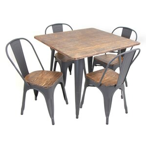 Claremont 5 Piece Dining Set by Trent ..