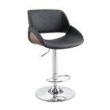 Olsen Swivel Adjustable Height Bar Stool by Corrigan Studio®