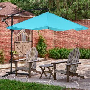 Attractive Vassalboro 10u0027 Cantilever Umbrella