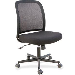 Lorell Mid-Back Mesh Desk Chair