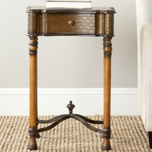 Denise End Table with Storage