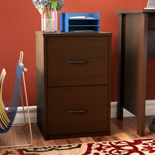 Gammons 2 Drawer Vertical Filing Cabinet