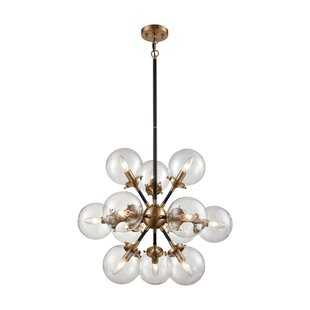 Wade Logan Monaca 12-Light Chandelier