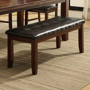 Nexus Upholstered Bench by Red Barrel ..