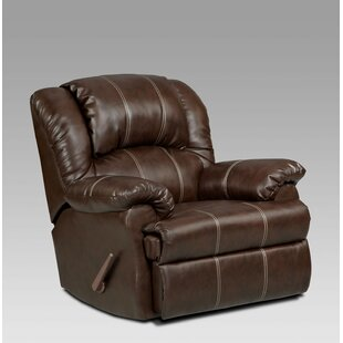DeMontfort Manual Rocker Recliner Darby Home Co