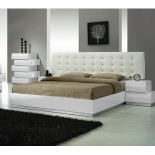Online Reviews Craft Bed Upholstered by Orren Ellis Reviews (2019) & Buyer's Guide