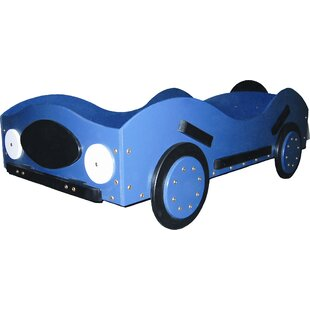 New Style- Race Toddler Car Bed