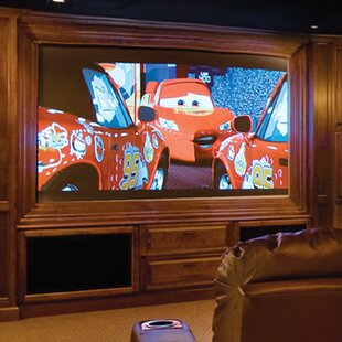 Onyx Fixed Frame Projection Screen by Draper