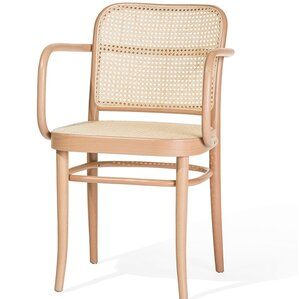 Solid Wood Dining Chair by Malik Gallery ..